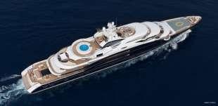 yacht di lusso serene