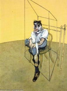 francis bacon three studies of lucian freud c