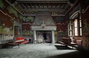 L 39 album degli edifici abbandonati le straordinarie for Case abbandonate italia