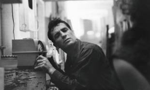 j. kerouac ascolta la radio nel 1959