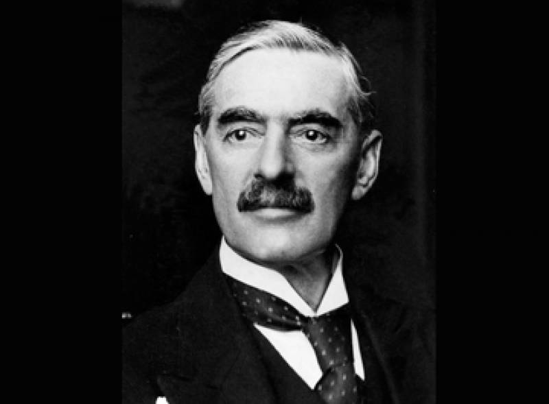 churchills eulogy for neville chamberlain Brilliant this: it fell to neville chamberlain in one of the supreme crises of the world to be contradicted by events, to be disappointed in his hopes, and to be deceived and cheated by a wicked man.