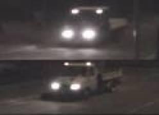 furgone davanti la palestra di yara che non era di bossetti