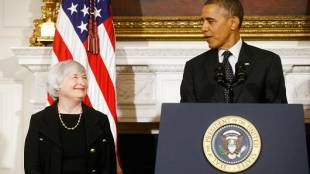 janet yellen barack obama