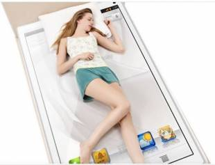 letto smartphone giapponese