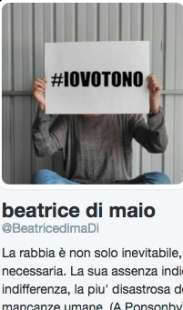 account beatrice di maio