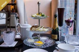 afternoon tea di lusso