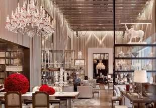 baccarat hotel salone