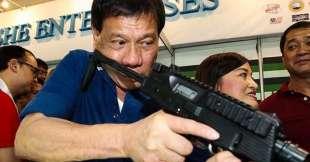 Duterte armi