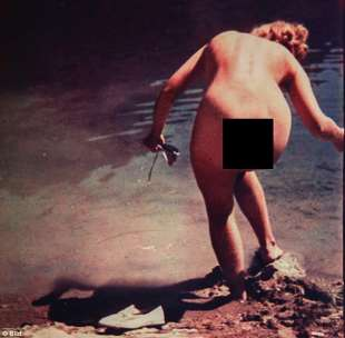 eva braun nud ain spiaggia