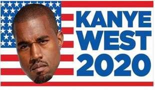 kanye west prossimo presidente