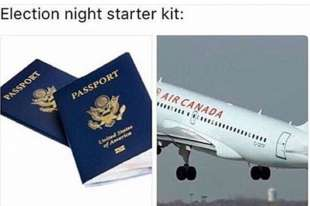 kit notte elettorale
