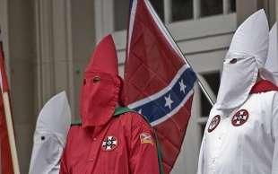 KKK PER TRUMP