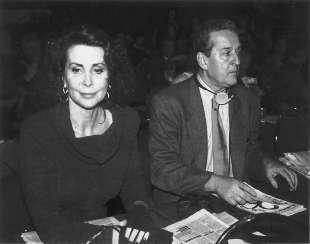 Marina e Carlo Ripa Meana2(Ap)