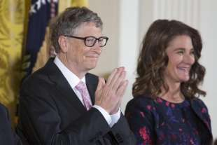 medaglie di obama bill gates