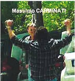 MASSIMO CARMINATI E FABRIZIO FRANCO TESTA