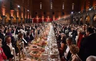 banchetto premio nobel 1