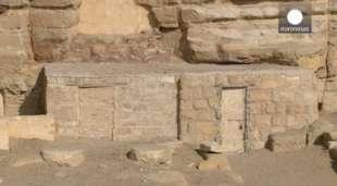 la tomba di maya la balia di tutankhamon 3