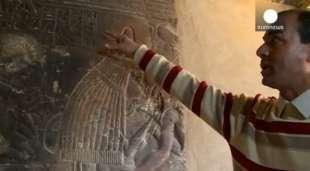 la tomba di maya la balia di tutankhamon 5