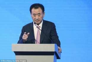 il miliardario wang jianlin