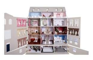 interno casa di bambola
