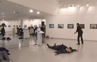 karlov ucciso