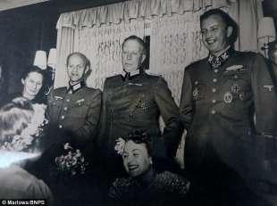 nozze nazi per gretl braun