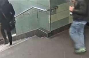 telecamere di sicurezza a metro berlino