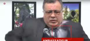 uccisione ambascaitore russo ad ankara