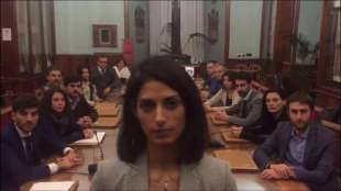VIRGINIA RAGGI HORROR