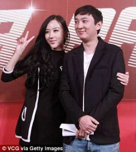 wang sicong con fan