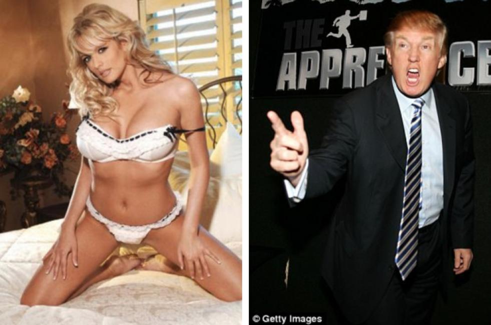 Trump wife porn star