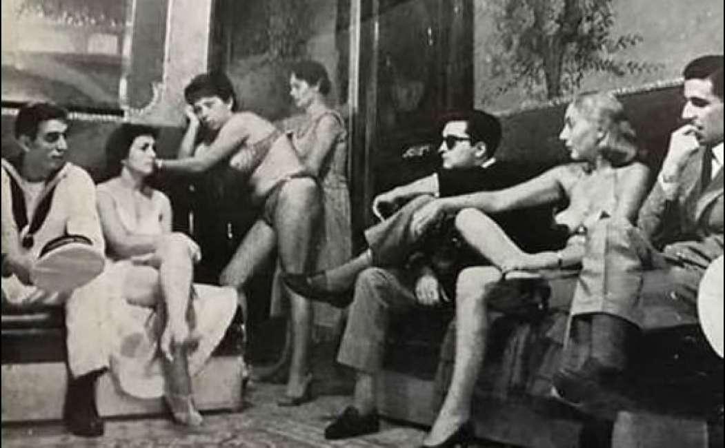 Storia di un bordello film italiano 1 - 5 1