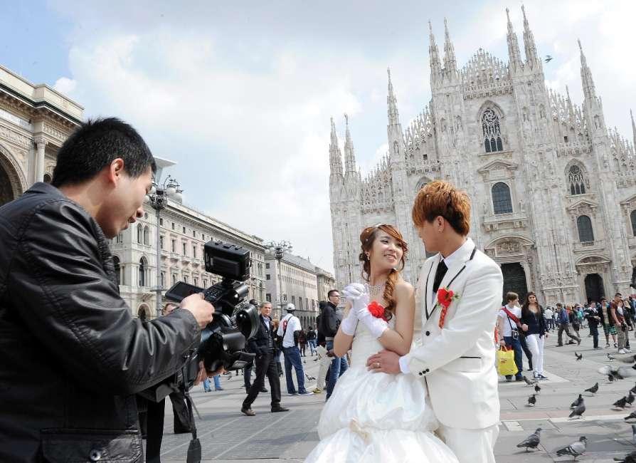 sposare una straniera in italia