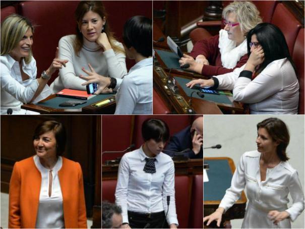 Seppellite destra e sinistra la politica torna ai for Parlamentari pd donne