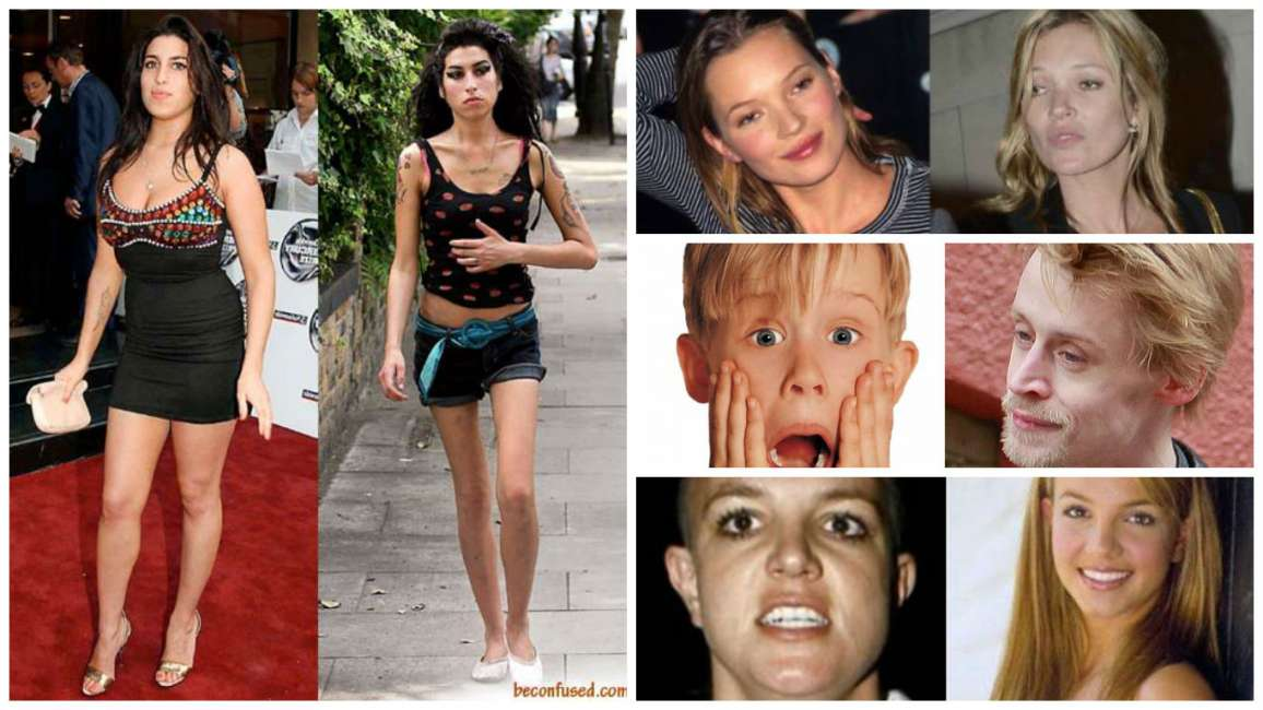 Il migliore spot anti droga le facce delle celebrit - Sali da bagno droga effetti ...