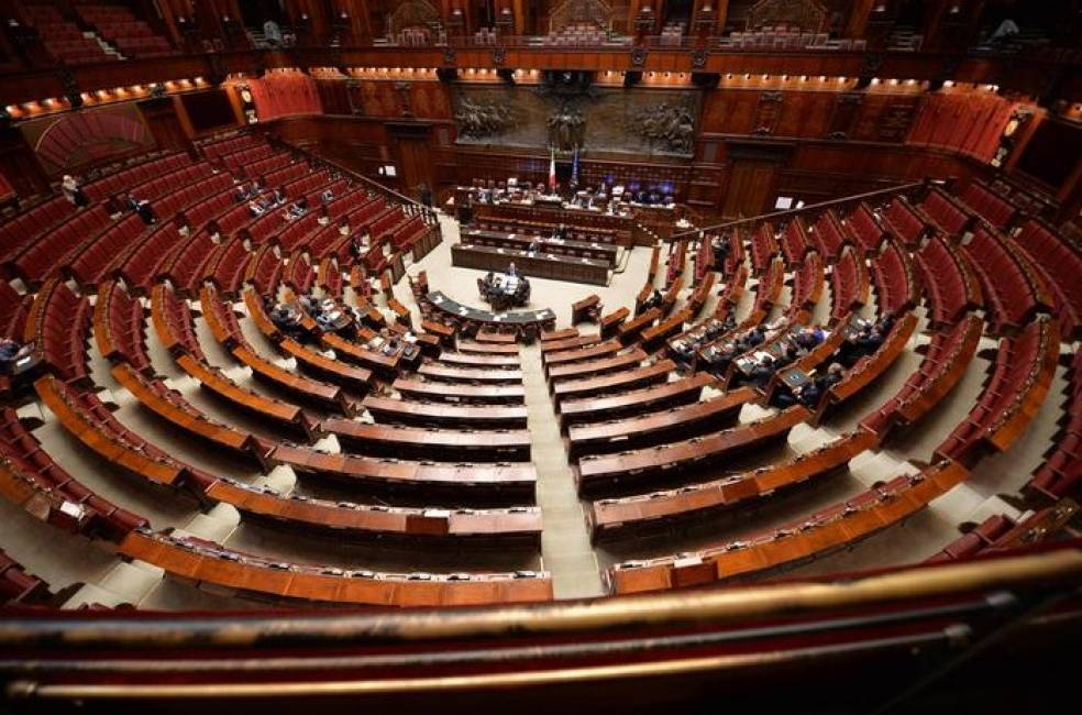 Dagospia for Oggi in parlamento