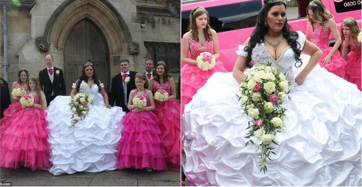 Vestito Matrimonio Gipsy : Il mio grasso grosso matrimonio una sposa fa tardi alle