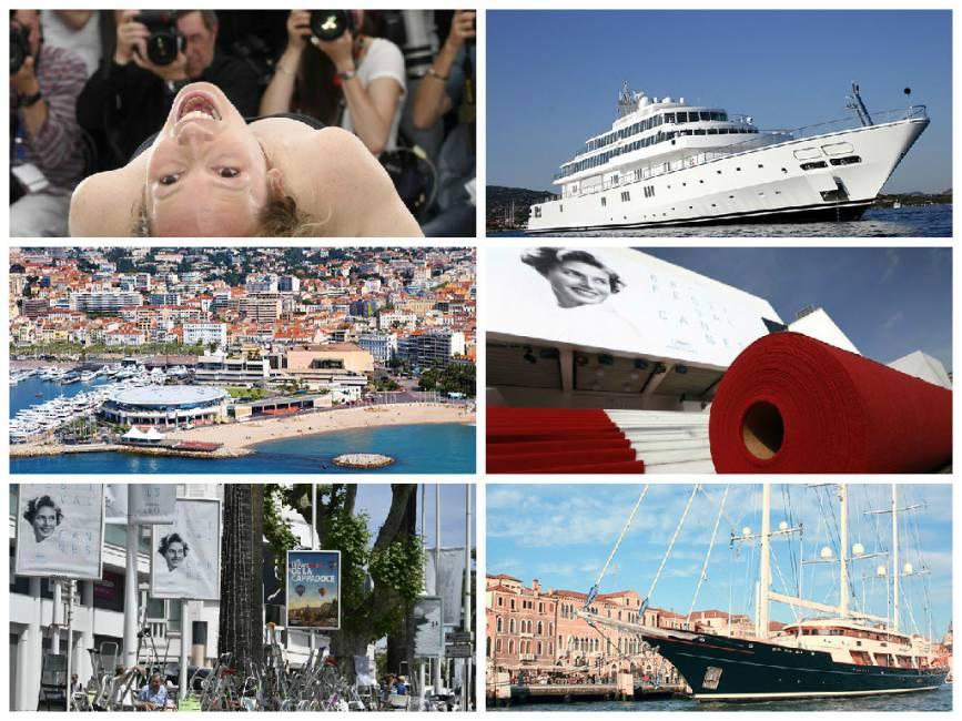 Tra sesso coca e celebrita 39 il festival visto a bordo for Il canotto a bordo degli yacht