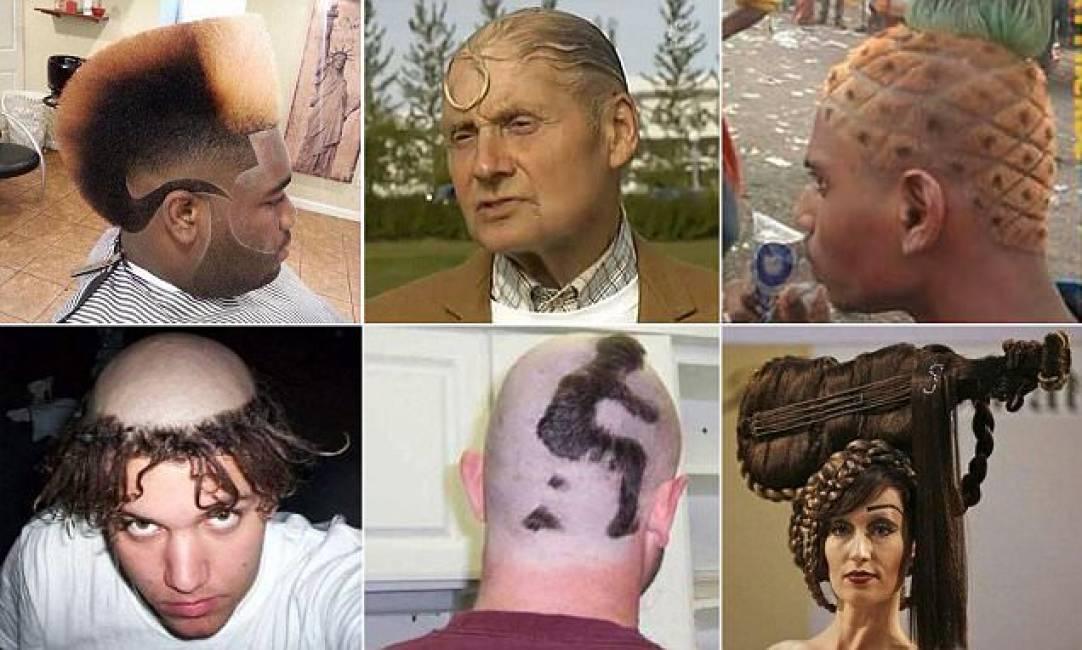 Il taglio di capelli peggiore del mondo