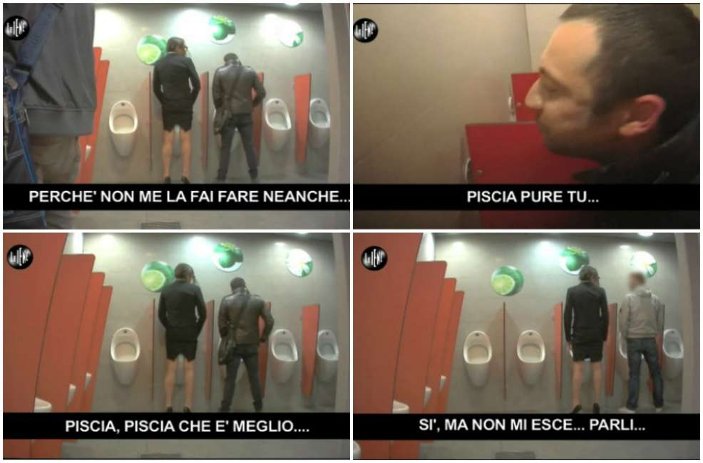 Sono Entrata Nel Bagno Degli Uomini : Cosa succede in italia se una transessuale entra nel bagno degli