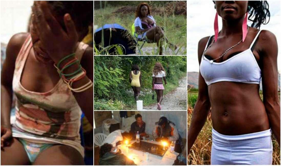 LIBERIAMO LE SCHIAVE BAMBINE