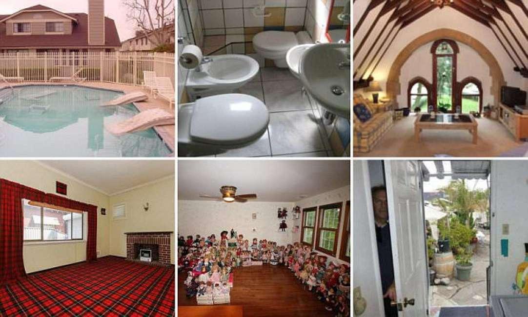 Disastri immobiliari le esilaranti foto di bagni con water di