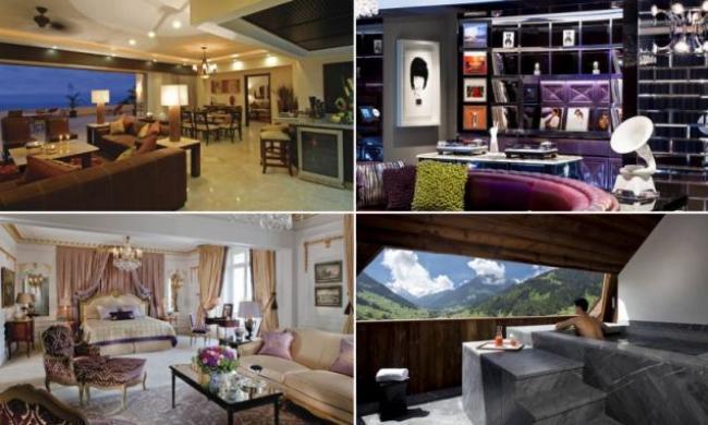 Una notte da re le pi belle e costose suites d albergo - Le migliori marche di camere da letto ...