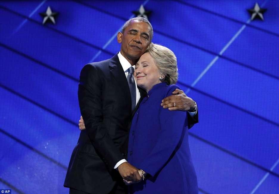 Le musa mancanti : L'arte della politica > - Pagina 25 Obama-hillary-1-823671
