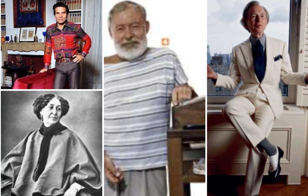 Dandy Maestri Lo Hipster Stile In Wilde Hemingway Libro Un Dei pfqEO1w