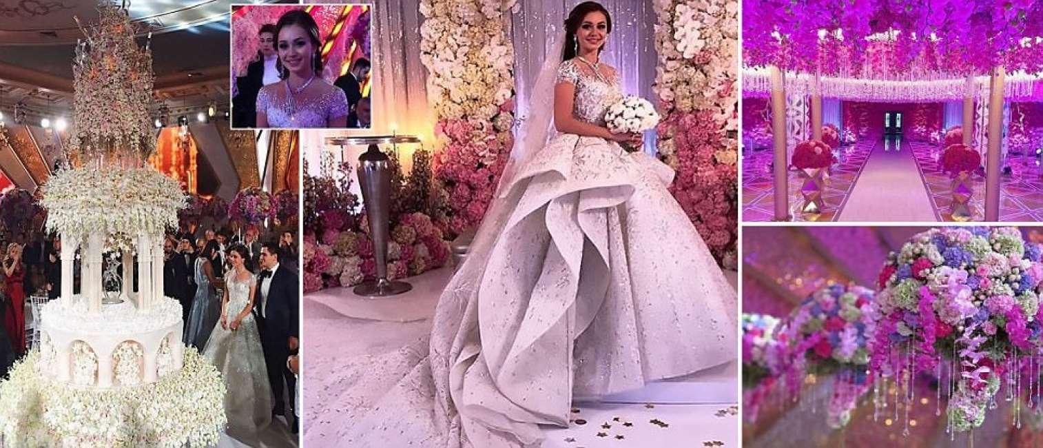 Matrimonio Con Uomo Con Figli : Le mille e una nozze lusso sfrenato per il matrimonio armeno