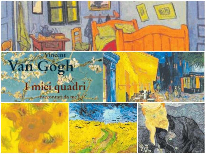 nel libro \'vincent van gogh. i miei quadri raccontati da me\' le ...
