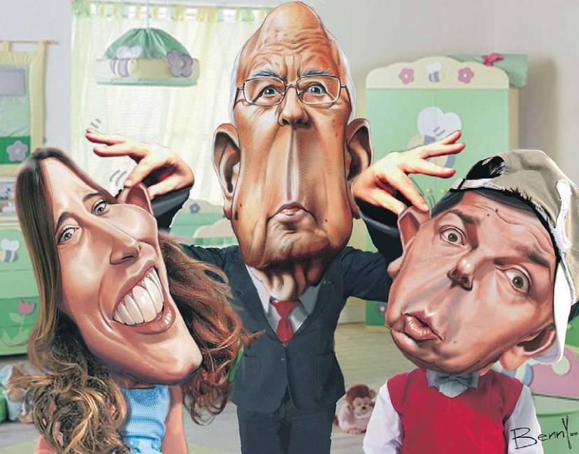 Le musa mancanti : L'arte della politica > - Pagina 26 Napolitano-renzi-boschi-616867