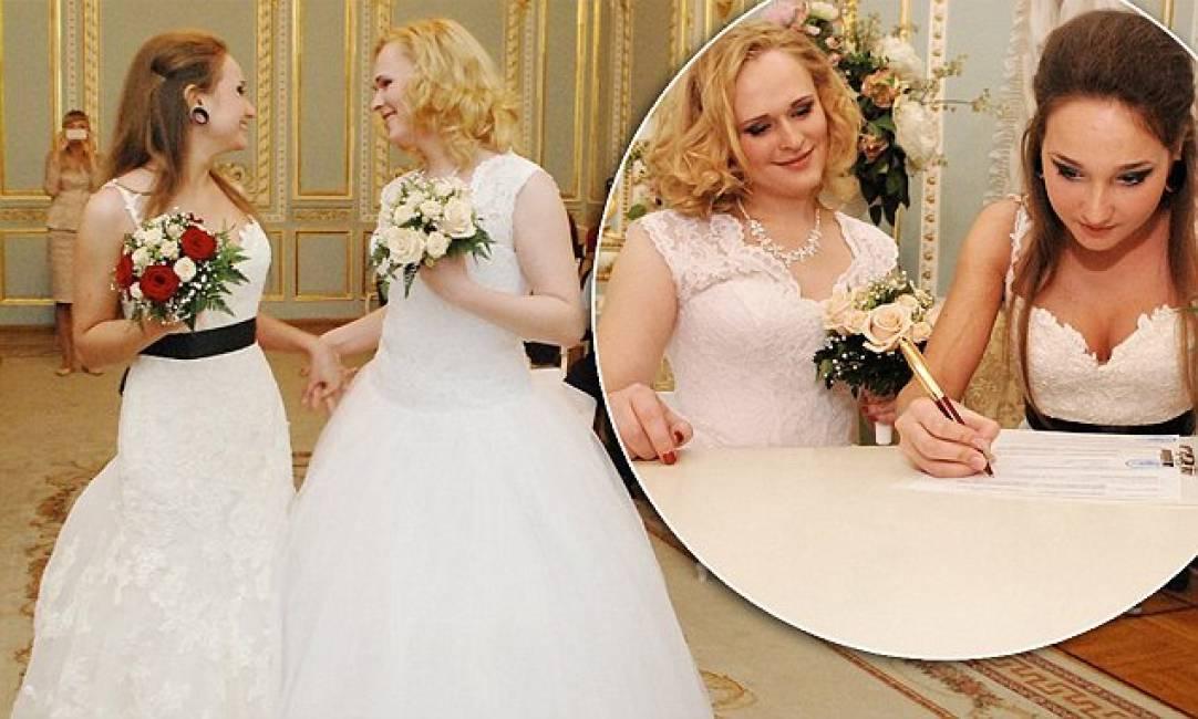 Matrimonio In Rissa : Una scappatoia legale permette a coppia di lesbiche