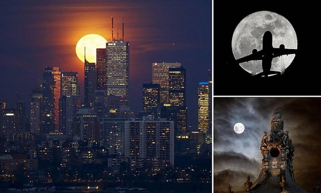 La Credenza Significato : Ieri e oggi lultima luna piena prima del solstizio la in